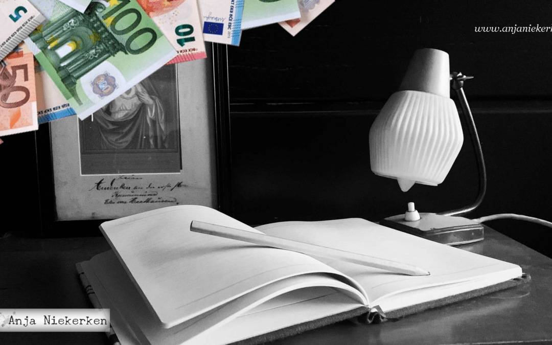 Was verdienen Autorinnen und Autoren mit einem Buch?